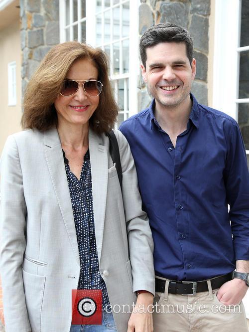 Anne Fontaine and Ian Gozlan 5