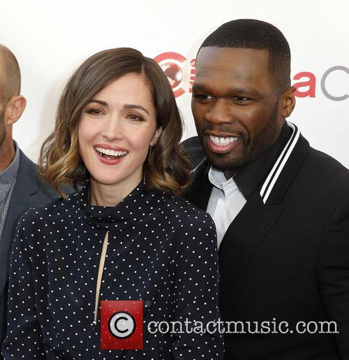 Rose Byrne and Curtis 50 Cent Jackson 10