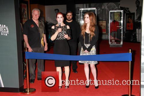 Priscilla Presley and Lisa Marie Presley 5