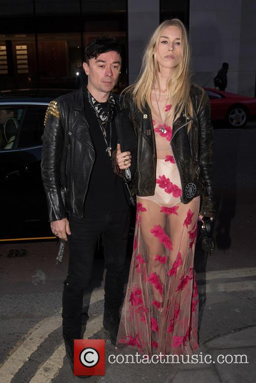 Mary Charteris and Guest 2