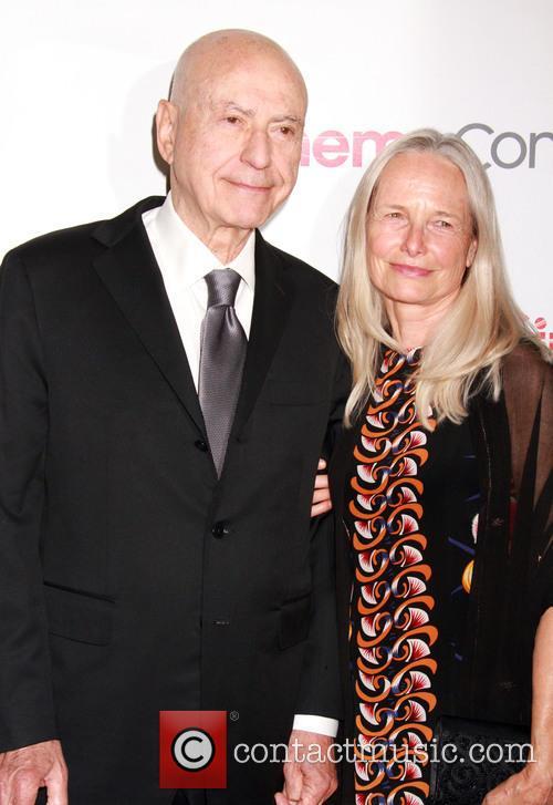 Alan Arkin and Suzanne Arkin 2