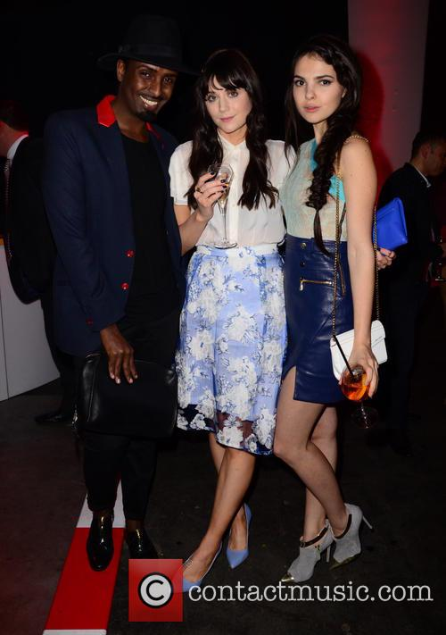 Mason Smillie, Lilah Parsons and Guest 3