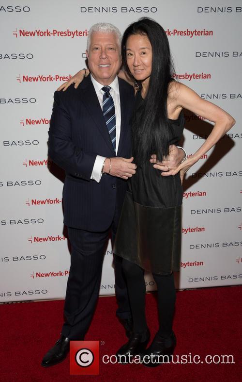 Dennis Basso and Vera Wang 4