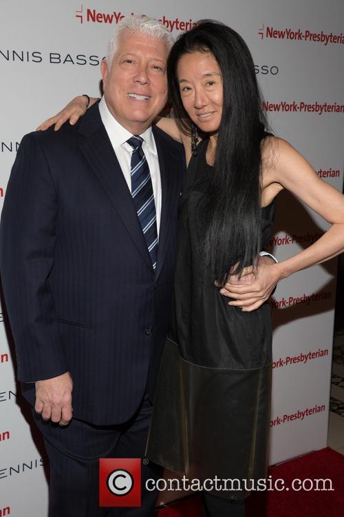 Dennis Basso and Vera Wang 1