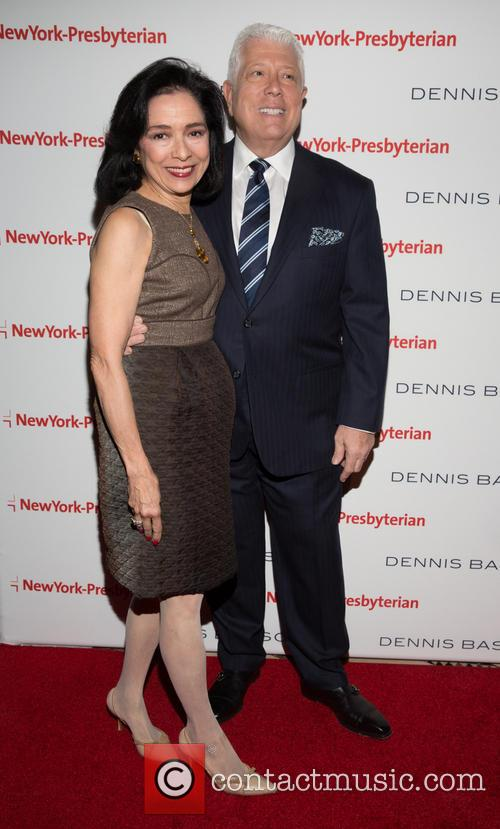Joyce Brown and Dennis Basso 1