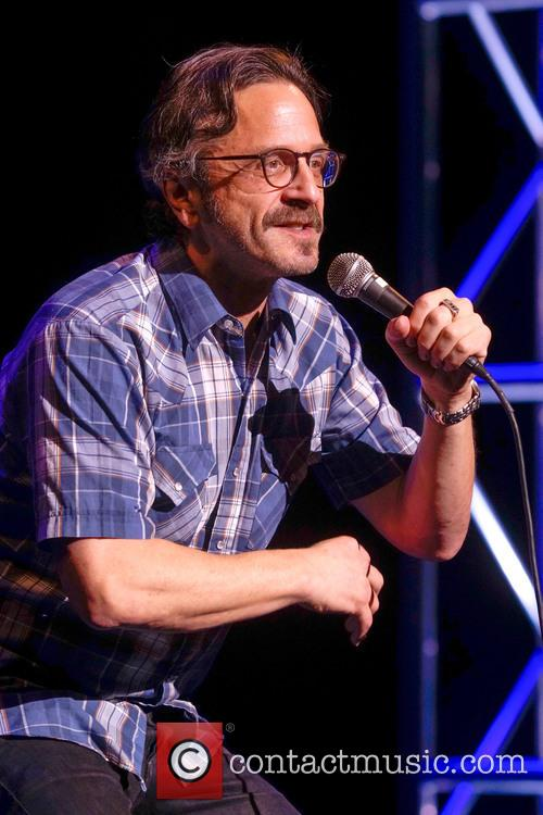 Marc Maron performs at Moontower Comedy and Oddity...