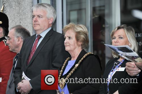Carwyn Jones and Margaret Jones 2