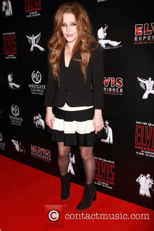 Lisa Marie Presley 8