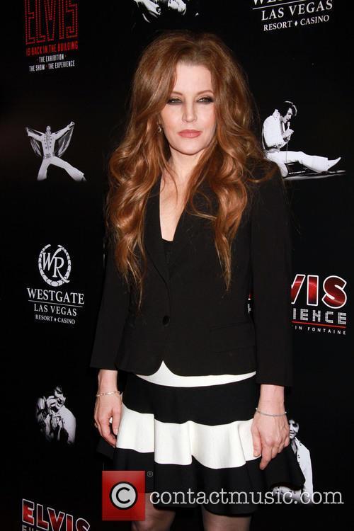Lisa Marie Presley 9