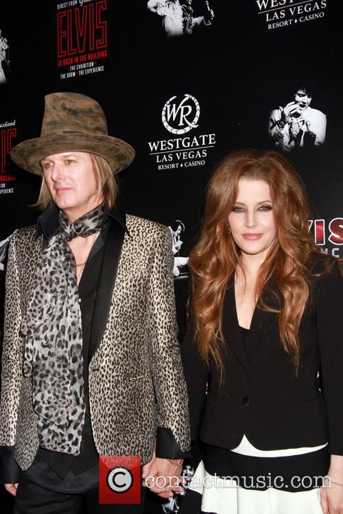 Lisa Marie Presley and Michael Lockwood 7