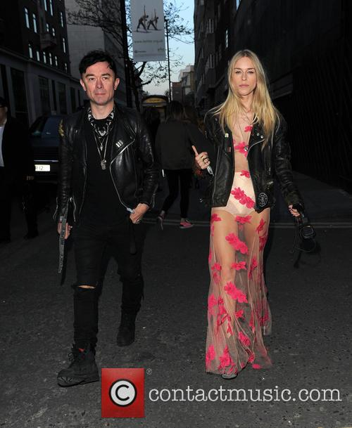 Lady Mary Charteris and Robbie Furze 3