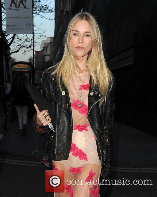 Lady Mary Charteris and Robbie Furze 5