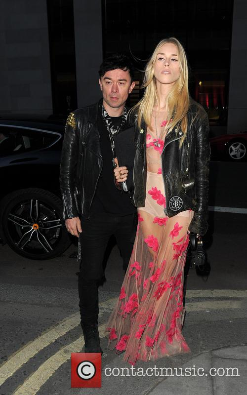 Lady Mary Charteris and Robbie Furze 1