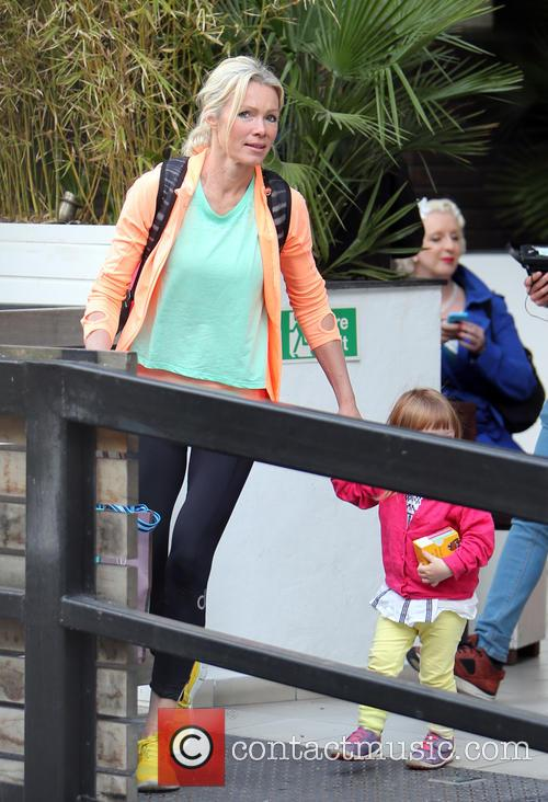 Nell Mcandrew and Anya 7