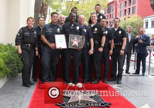Jeff Lynne, Officier John Washington Retires and Lapd 3