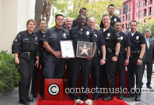 Jeff Lynne, Officier John Washington Retires and Lapd 4