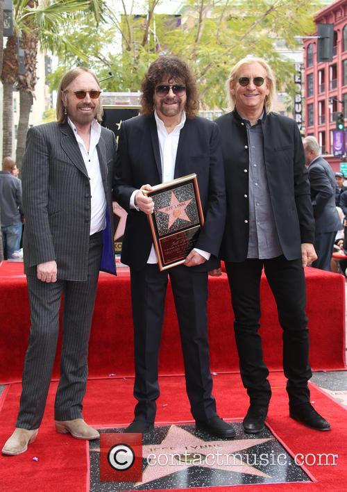 Tom Petty, Jeff Lynne and Joe Walsh 2
