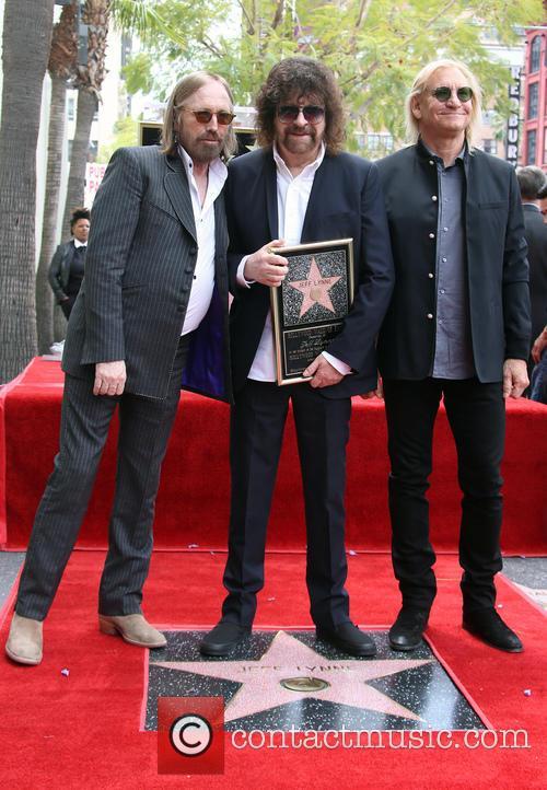 Tom Petty, Jeff Lynne and Joe Walsh 10