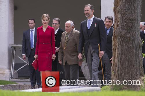 Miguel, Spain's King Felipe Vi and Queen Letizia 8
