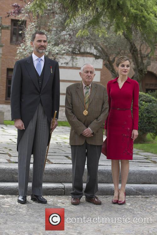 Miguel, Spain's King Felipe Vi and Queen Letizia 11