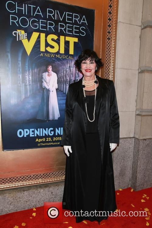 The Visit Opening Night Party - Arrivals