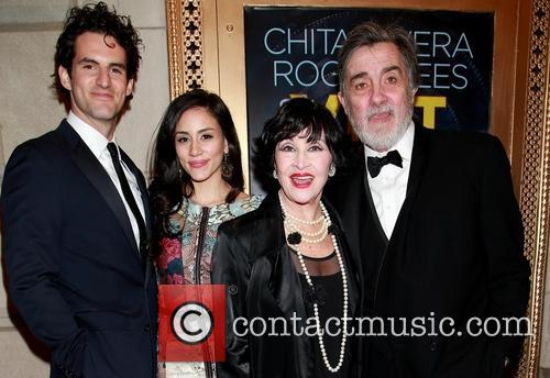 John Riddle, Michelle Veintimilla, Chita Rivera and Roger Rees 5