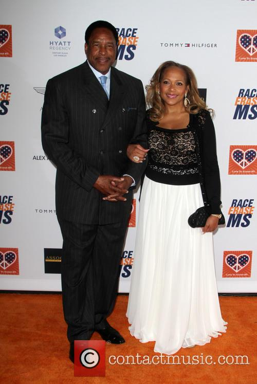 Dave Winfield and Tonya Turner 2