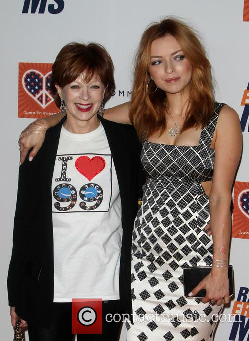 Frances Fisher - 22nd annual Race To Erase MS | 4 Pictures ...