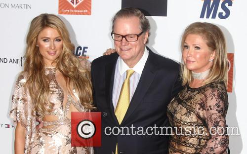 Paris Hilton, Rick Hilton and Kathy Hilton 9