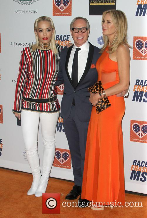 Rita Ora, Tommy Hilfiger and Dee Ocleppo 5