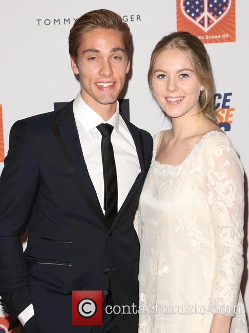 Austin North and Lauren North