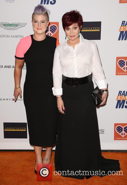Kelly Osbourne and Sharon Osbourne 3