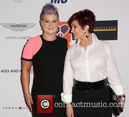 Kelly Osbourne and Sharon Osbourne 6