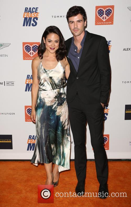 Camille Guaty and Blake Lee 3