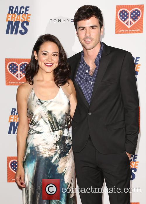 Camille Guaty and Blake Lee 4