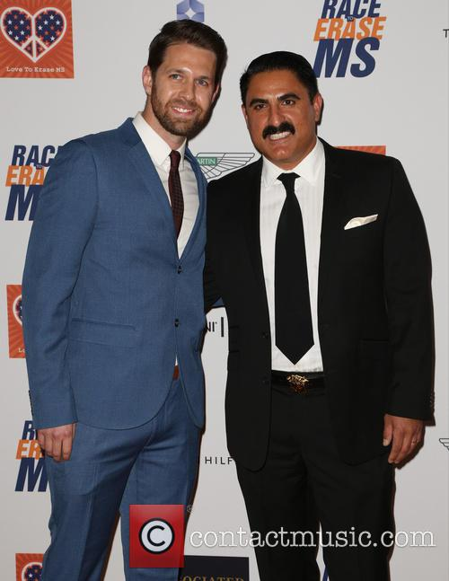 Guest and Reza Farahan 1