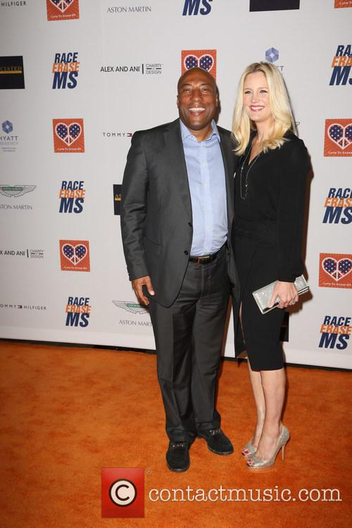 Byron Allen and Jennifer Lucas 2