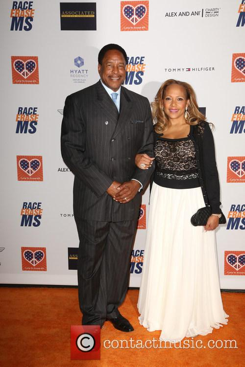 Dave Winfield and Tonya Turner 8