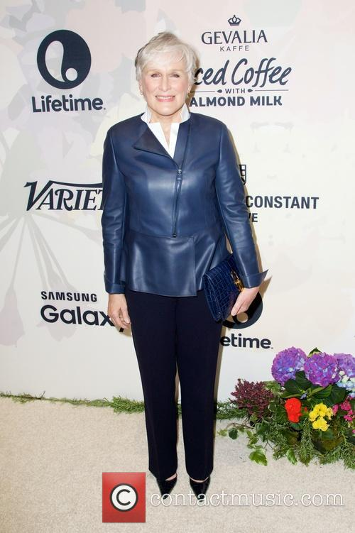 Glenn Close & David Shaw Divorce After Nine Years Of Marriage
