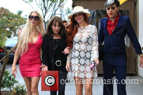 Frenchy Morgan, Kate Linder, Phoebe Price and Sham Ibrahim 6