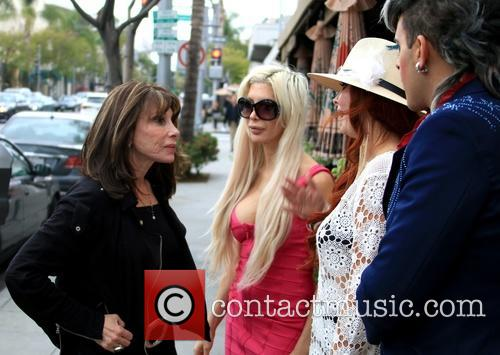 Kate Linder, Frenchy Morgan and Phoebe Price 1
