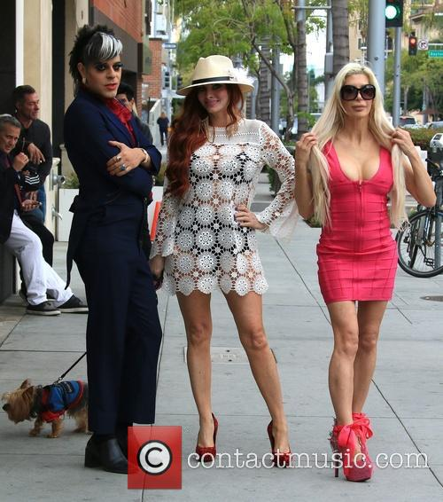 Sham Ibrahim, Phoebe Price and Frenchy Morgan 1