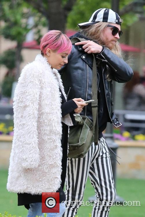 Nicole Richie and Gregory Russell 4