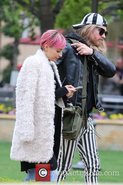 Nicole Richie and Gregory Russell 5