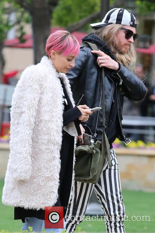Nicole Richie and Gregory Russell 6