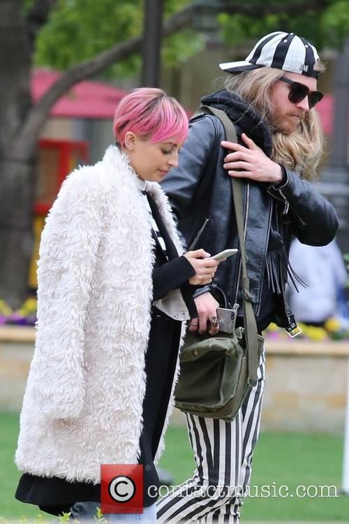 Nicole Richie and Gregory Russell 7