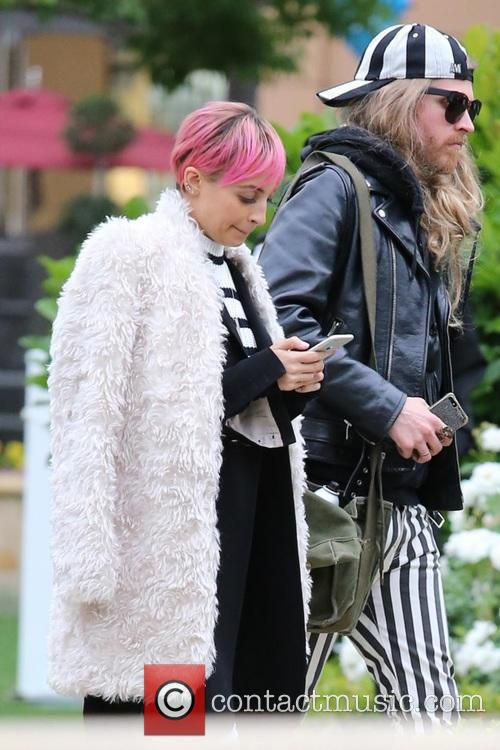 Nicole Richie and Gregory Russell 9