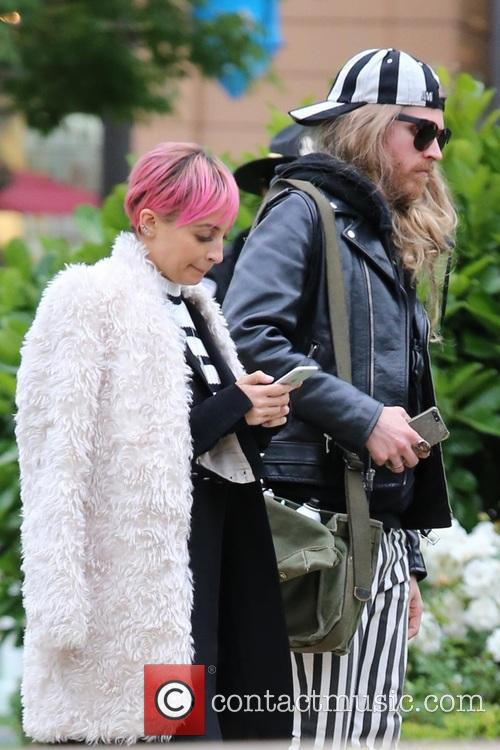 Nicole Richie and Gregory Russell 10