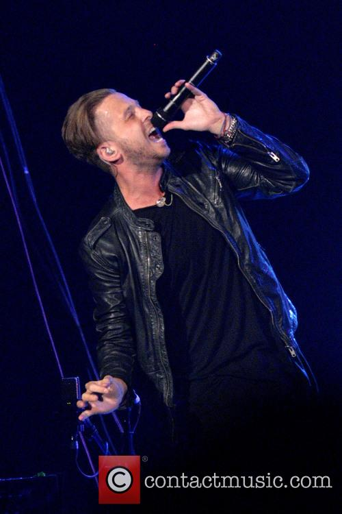 OneRepublic perform at the Air Canada Centre in...