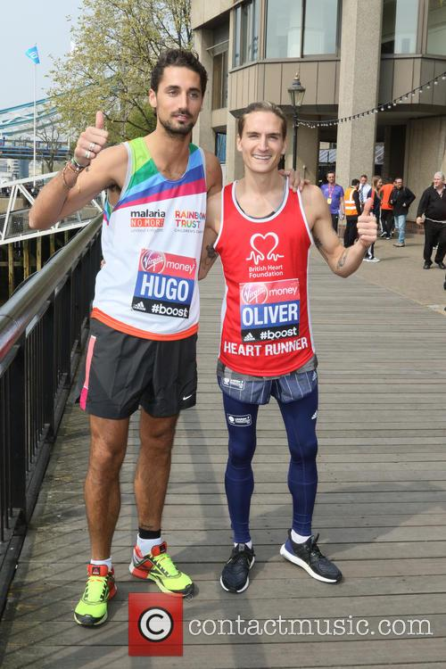 Hugo Taylor and Ollie Proudlock 2